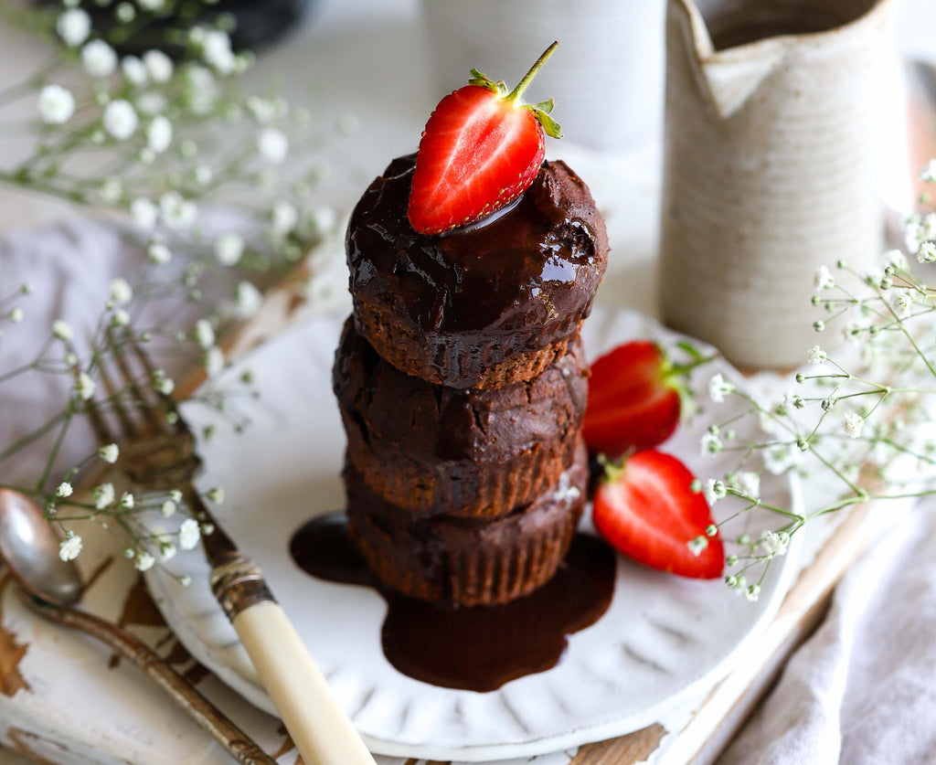 Vegan Chocolate Fudge Cake Recipe
