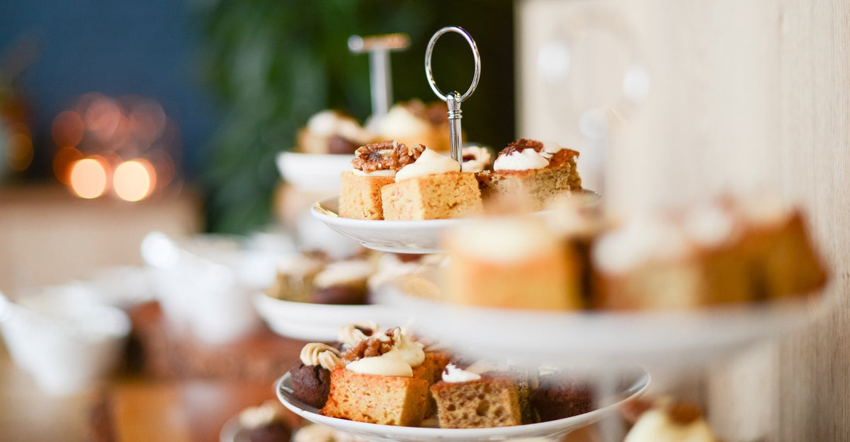 The History of Afternoon Tea