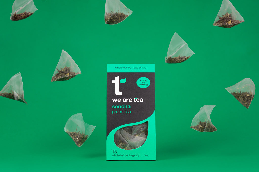 Are your tea bags and packaging plastic free?