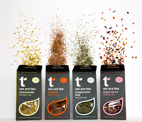 Shop Loose Leaf Tea | We Are Tea – we are tea