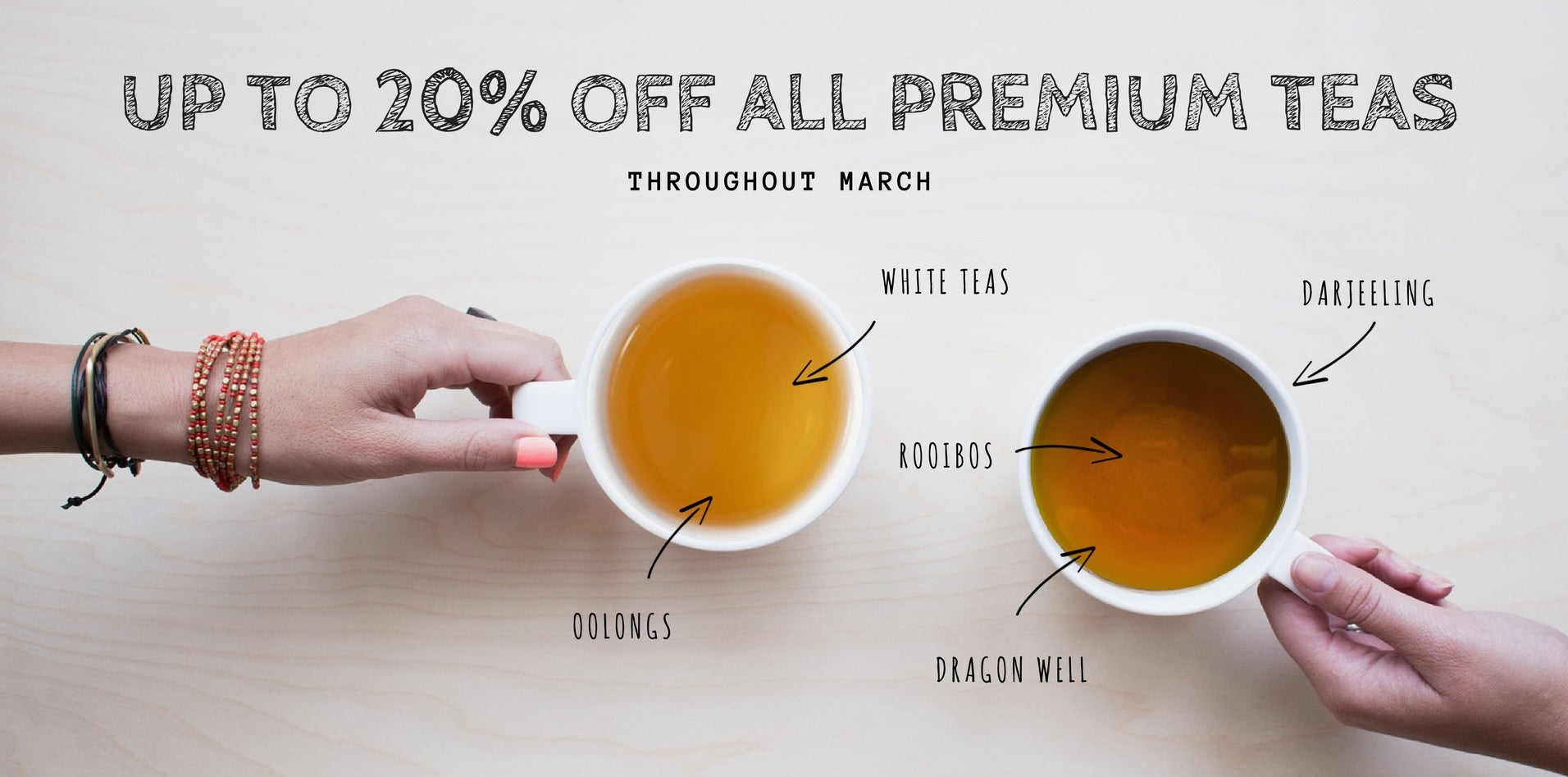 loose leaf premium teas