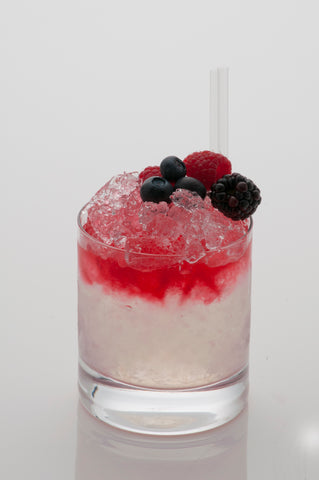 super berry bramble cocktail