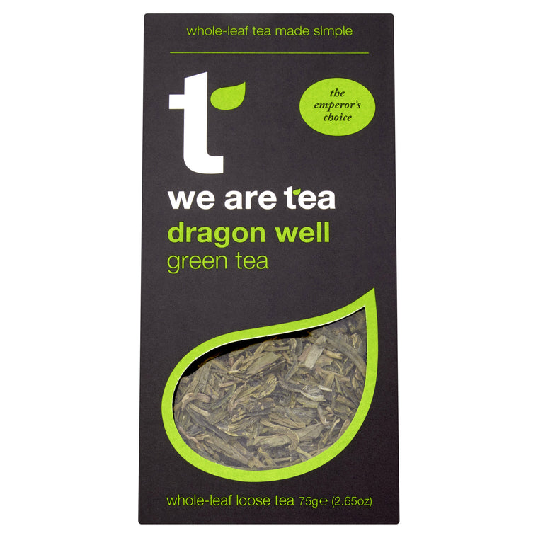 Dragon Well Loose Leaf Tea