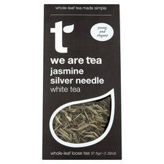 We Are Tea jasmine silver needle white tea