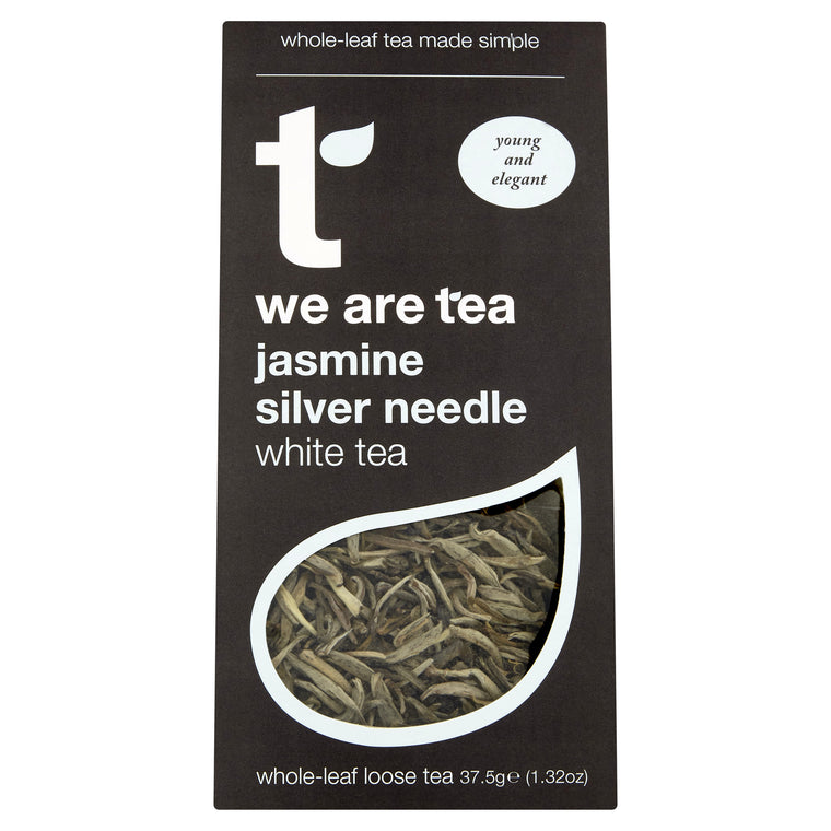 Jasmine Silver Needle Loose Leaf Tea