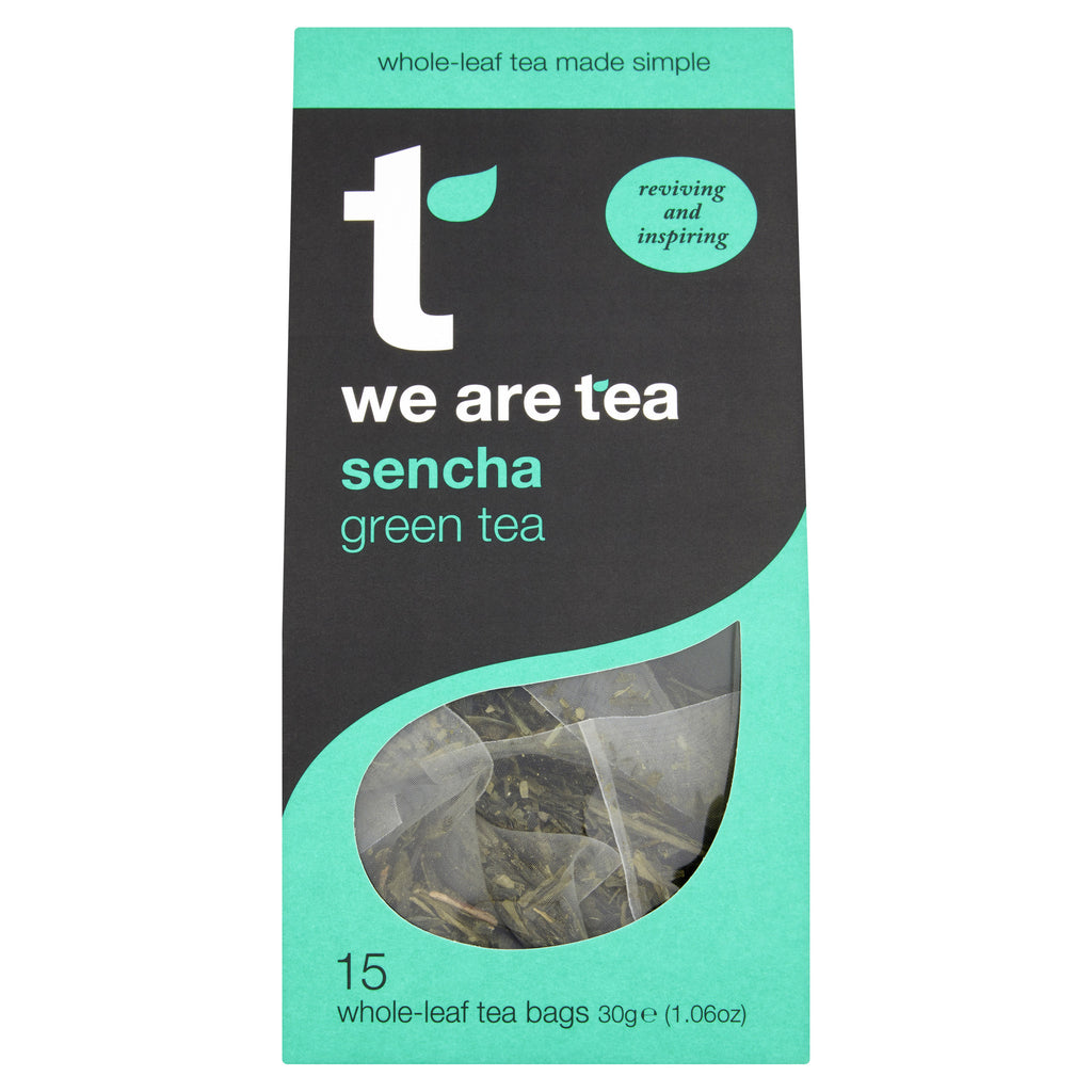 We Are Tea sencha green tea