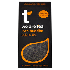 We Are Tea iron buddha oolong loose leaf tea
