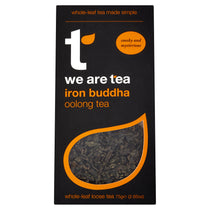 Iron Buddha Oolong Loose Leaf