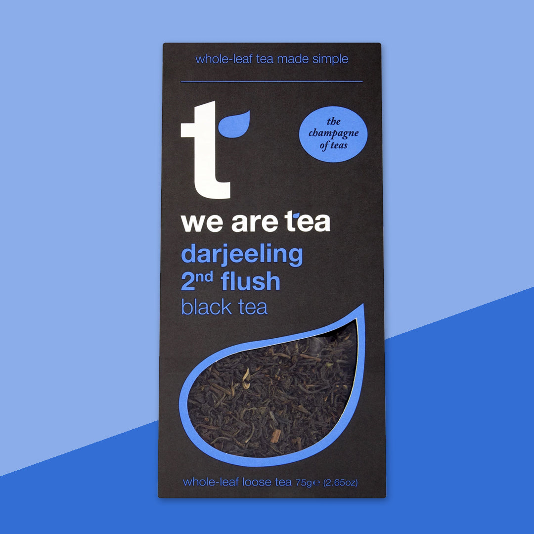 Darjeeling 2nd flush Loose Leaf Tea