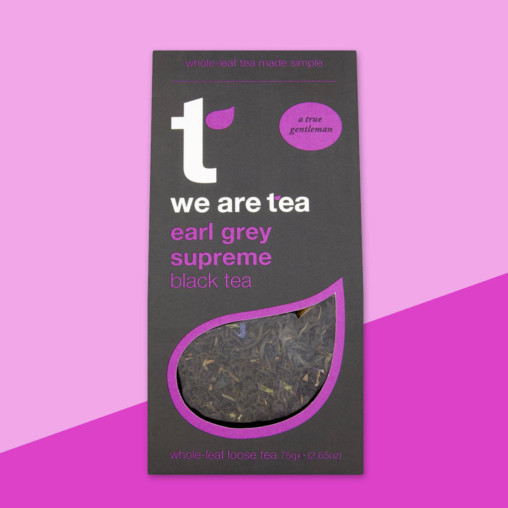 Earl Grey Supreme Loose Leaf Tea