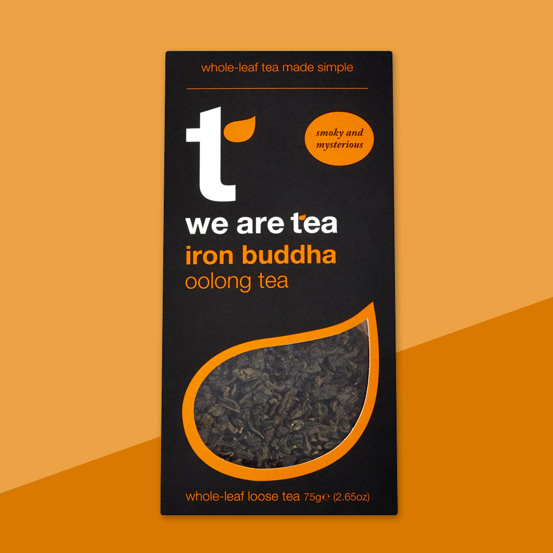 Iron Buddha Oolong Loose Leaf Tea