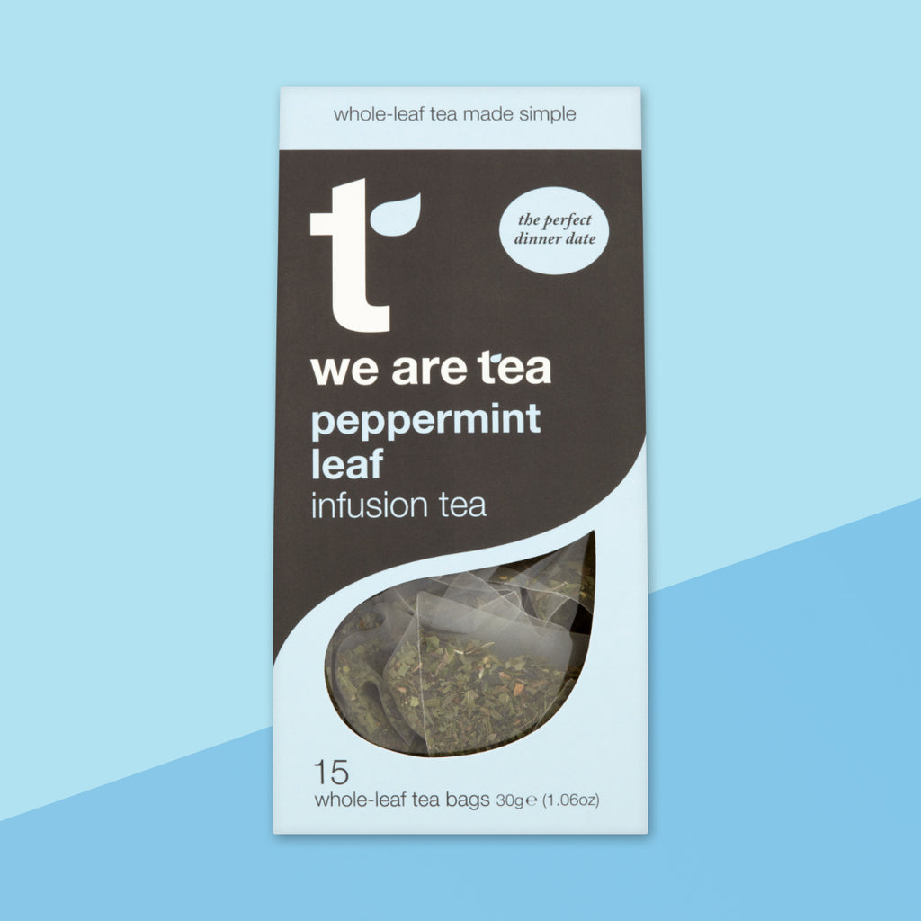 Peppermint Tea bags
