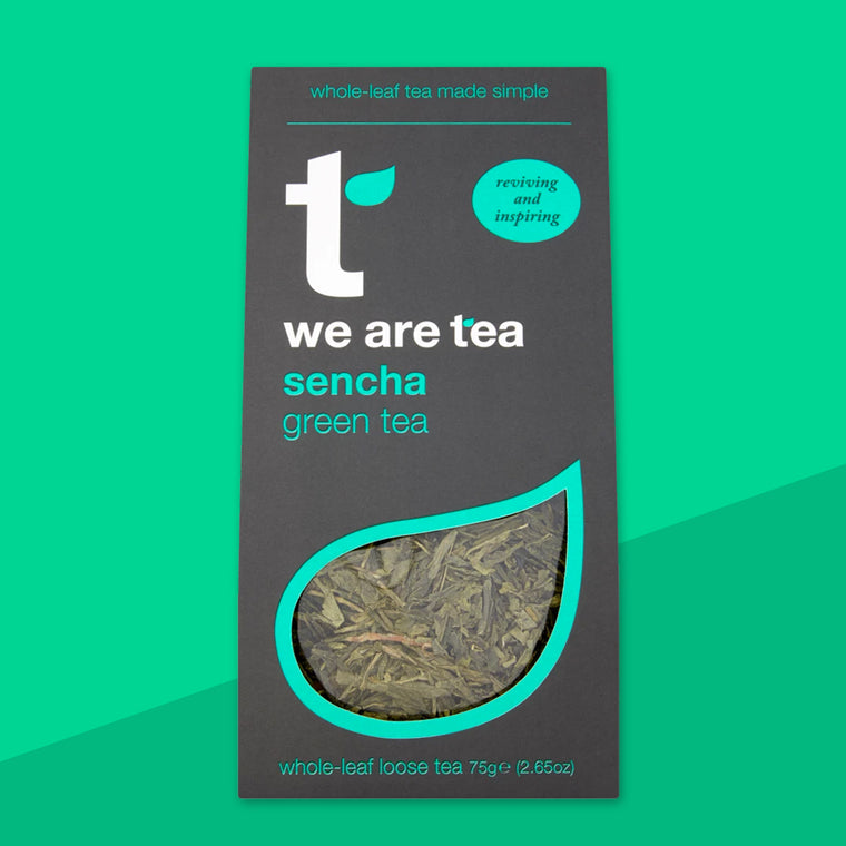 Sencha Loose Leaf Tea