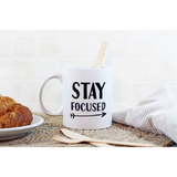 Kit Regalo Stay Focused Taza