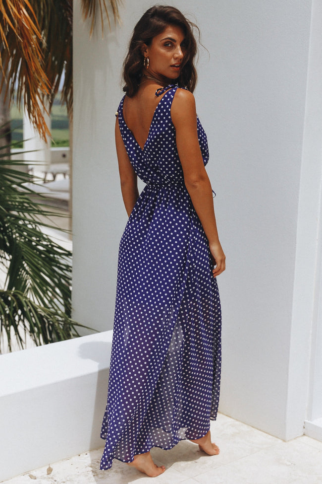 Fitzroy Island Long Dress Womens Clothing