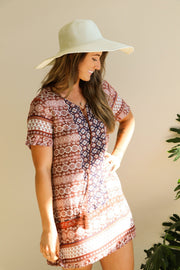 Boho Vintage Inspired Floral Dress Feather Fox Boutique Burleigh Heads