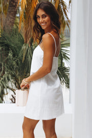 Whitsundays White Dress Womens Clothing