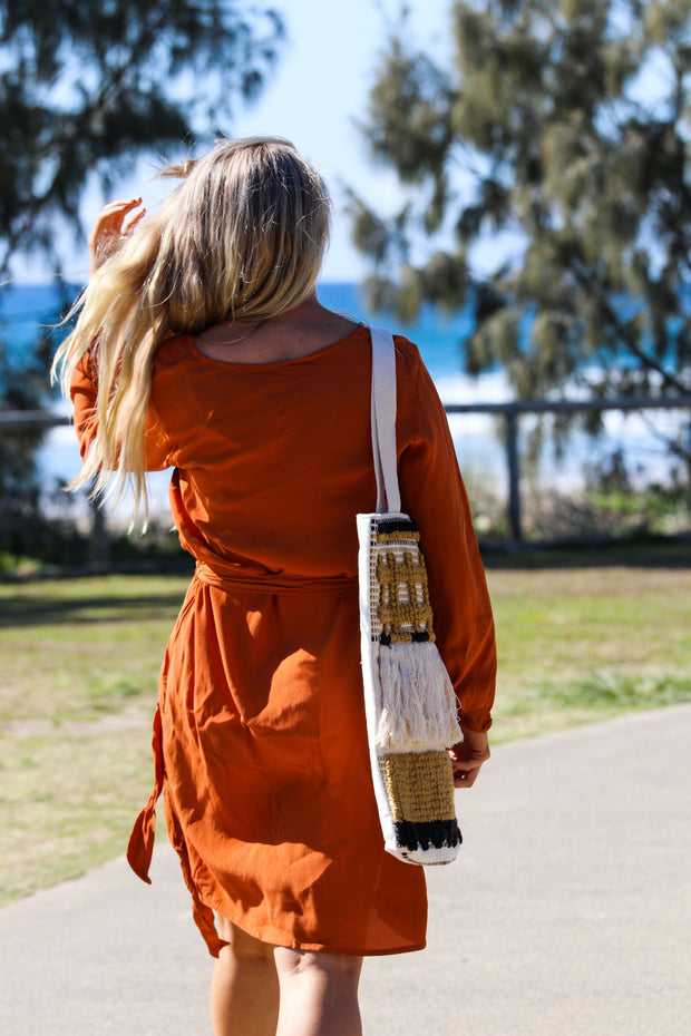 Women's Oversized Boho Tote Bag