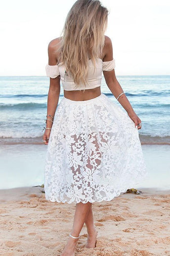 Avahna Flower Skirt