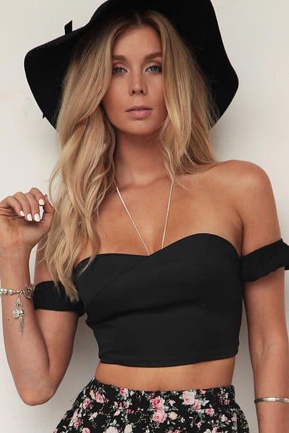 Black Tube Top