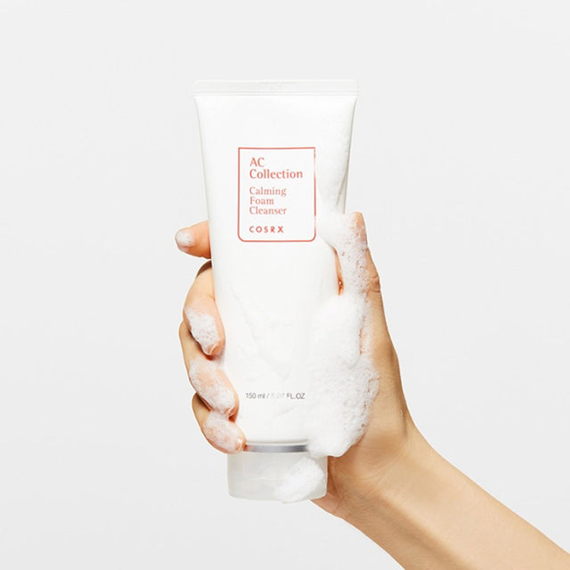 AC Collection Calm Foam Cleanser