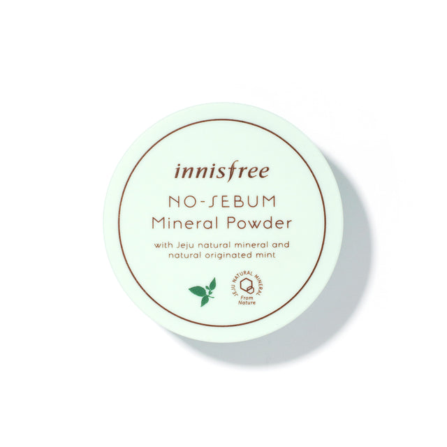 No Sebum Mineral Powder - Powders Innisfree Free Shipping Somei