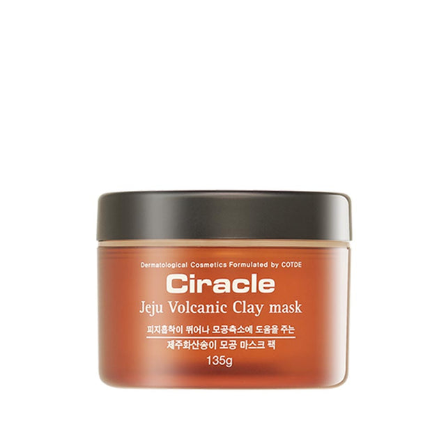 Ciracle Jeju Volcanic Clay Mask