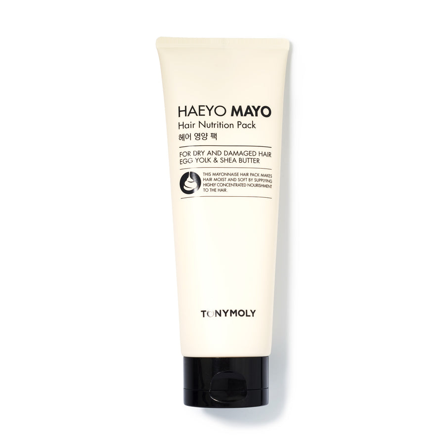 Haeyo Mayo Hair Nutrition Pack - Body & Hair Tony Moly Free Shipping Somei