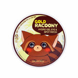 Gold Racoony Hydro Gel Eye & Spot Patch