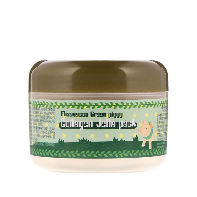 Green Piggy Collagen Jelly Pack