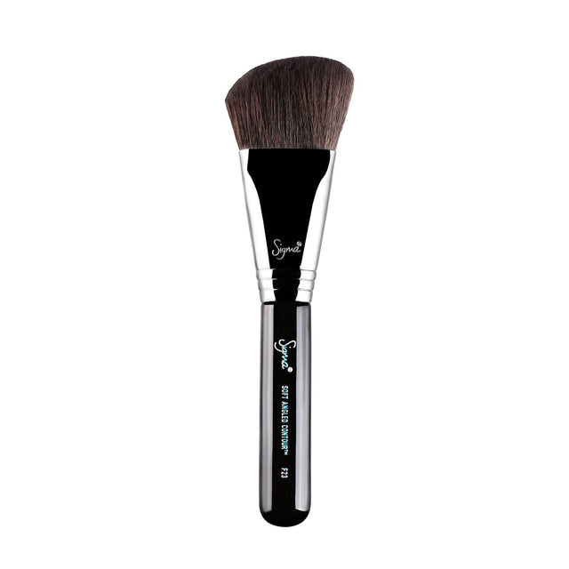 F23 Soft Angled Contour Brush - Brushes Sigma Beauty Free Shipping Somei