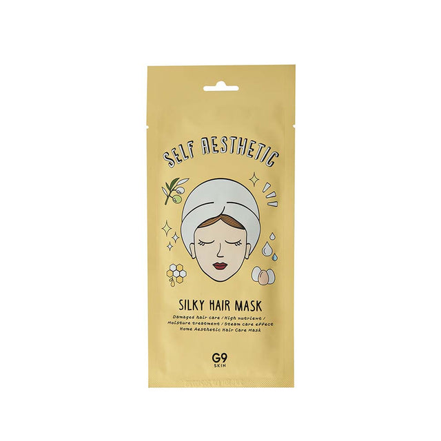 Self Esthetic Silky Hair Mask