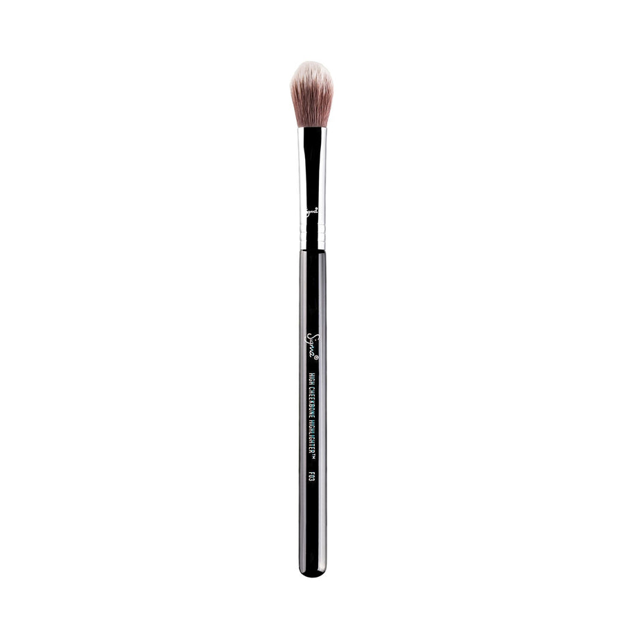 F03 High Cheekbone Highlighter Brush - Brushes Sigma Beauty Free Shipping Somei