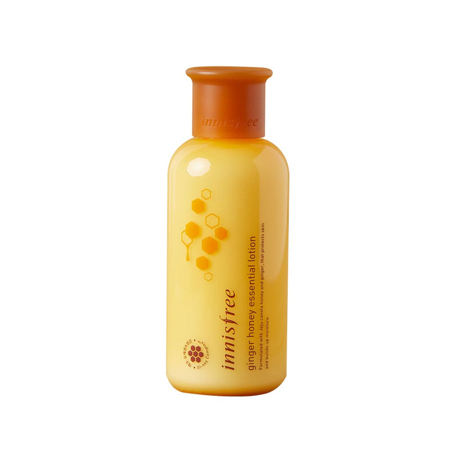 Ginger Honey Essential Lotion
