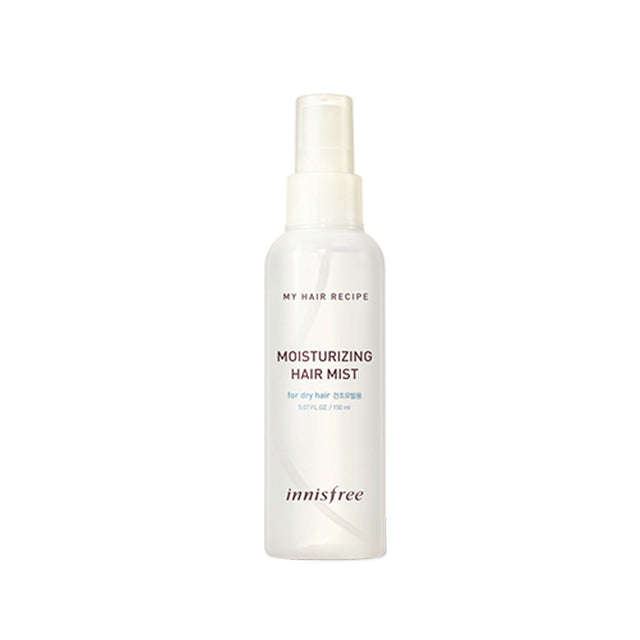 My Hair Moisturizing Hair Mist - Hair Innisfree Free Shipping Somei