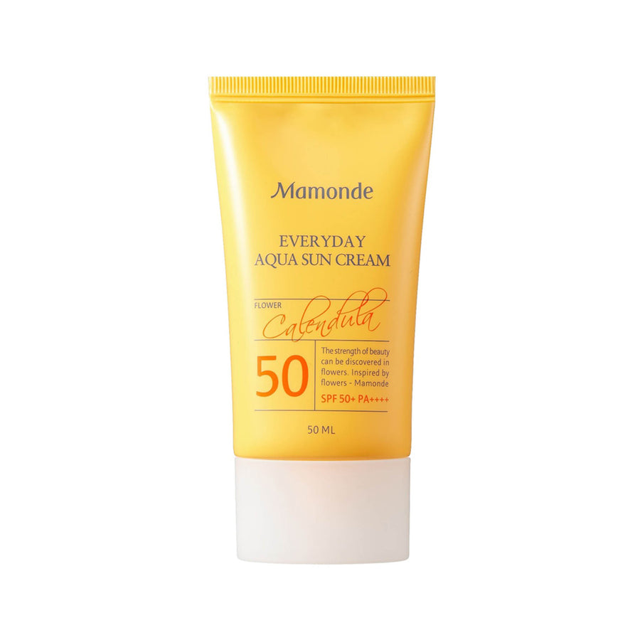 Everyday Aqua Sun Cream Spf 50+ - Sun Care Mamonde Free Shipping Somei