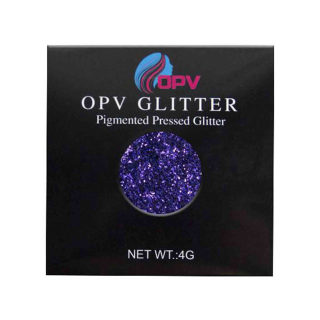 Pressed Glitter Love Lock - Eyeshadow Opv Beauty Free Shipping Somei