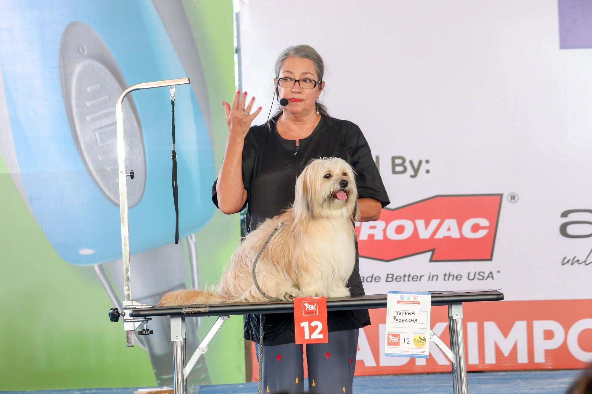 National Dog grooming seminar