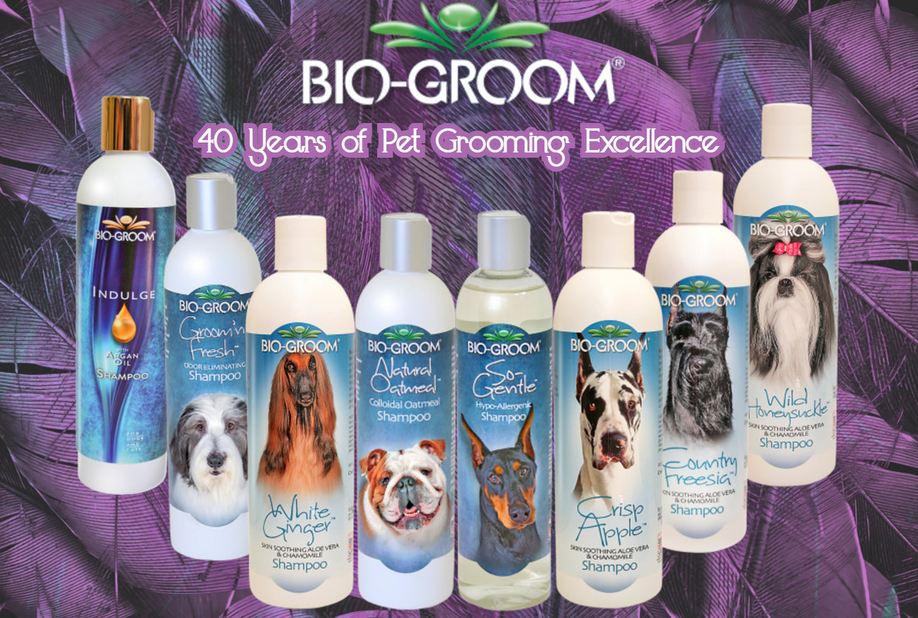 BioGroom Website Slider Banner