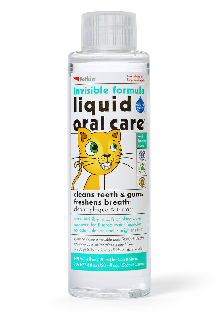Petkin Pet Liquid Oral Care