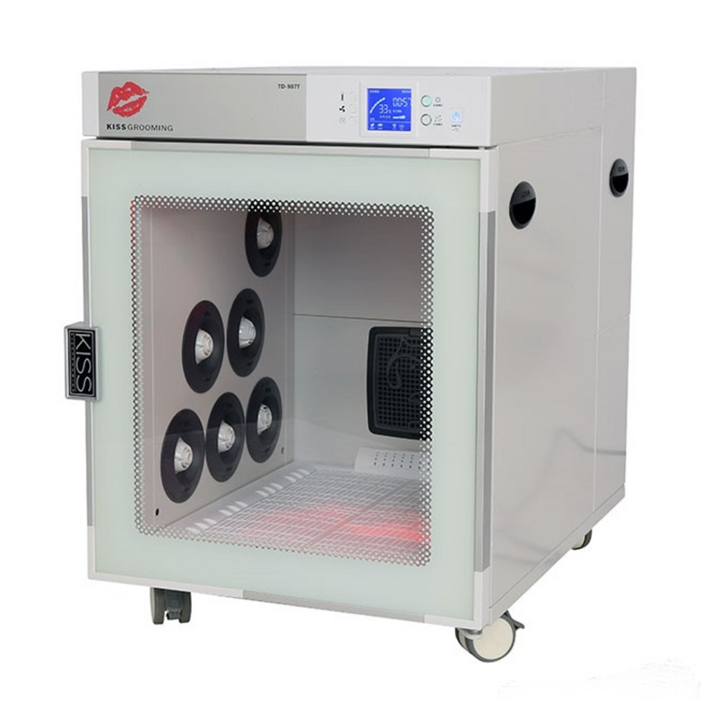 Infrared Therapy Cabinet Dryer - For Small Animals - abkgrooming
