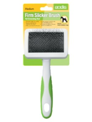 Andis Standard Firm Slicker Brush - ABK Grooming Slicker Brush, Dog Slicker Brush, Cat Slicker Brush, Andis Slicker Brush, Firm Slicker Brush, Large Slicker Brush For Dogs, Grooming Slicker Brush, Dog Grooming Slicker Brush, Large Slicker Brush, Small Slicker Brush For Dogs, Pet Slicker Brush, Medium Slicker Brush, Small Slicker Brush, Slicker Pet Brush, A Slicker Brush, Slicker Brush Use,