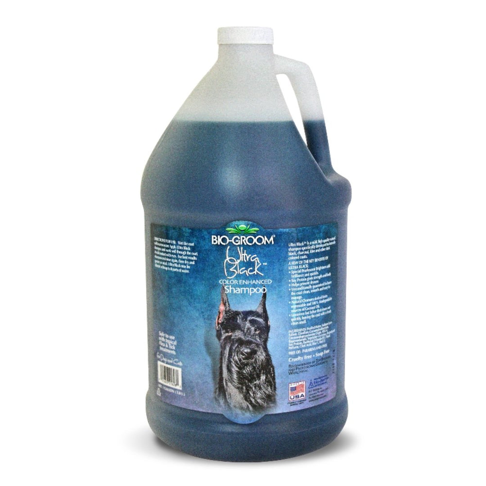 Bio-Groom Ultra Black Colour Enhancing Shampoo, 3.8 litres - ABK Grooming