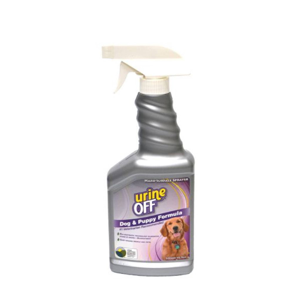 Urine OFF™ Dog Odour & Stain Remover Sprayer, 500 ml