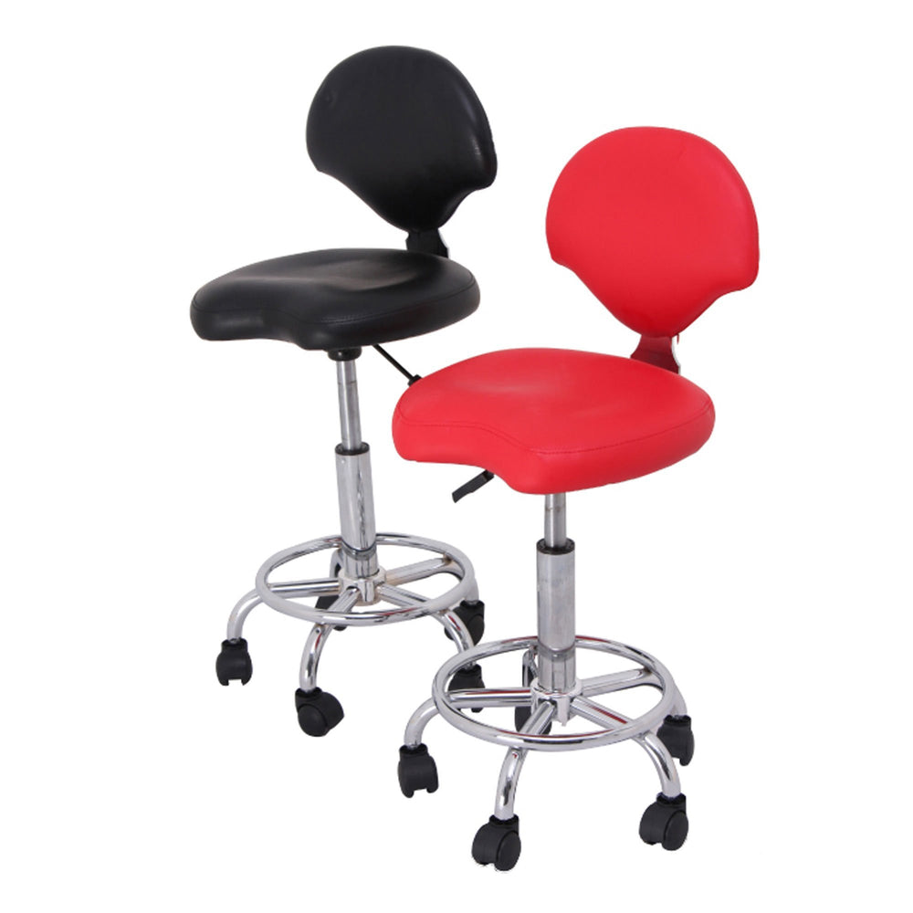 Grooming Chair Red and Black Colours - ABK Grooming Grooming work stool,pet supply, dog accessory, pet grooming products,dog hair grooming tools,, grooming tools, dog grooming tools,best grooming tools,grooming tool bag,dog grooming tool kit,dogs tools,cat grooming tool,