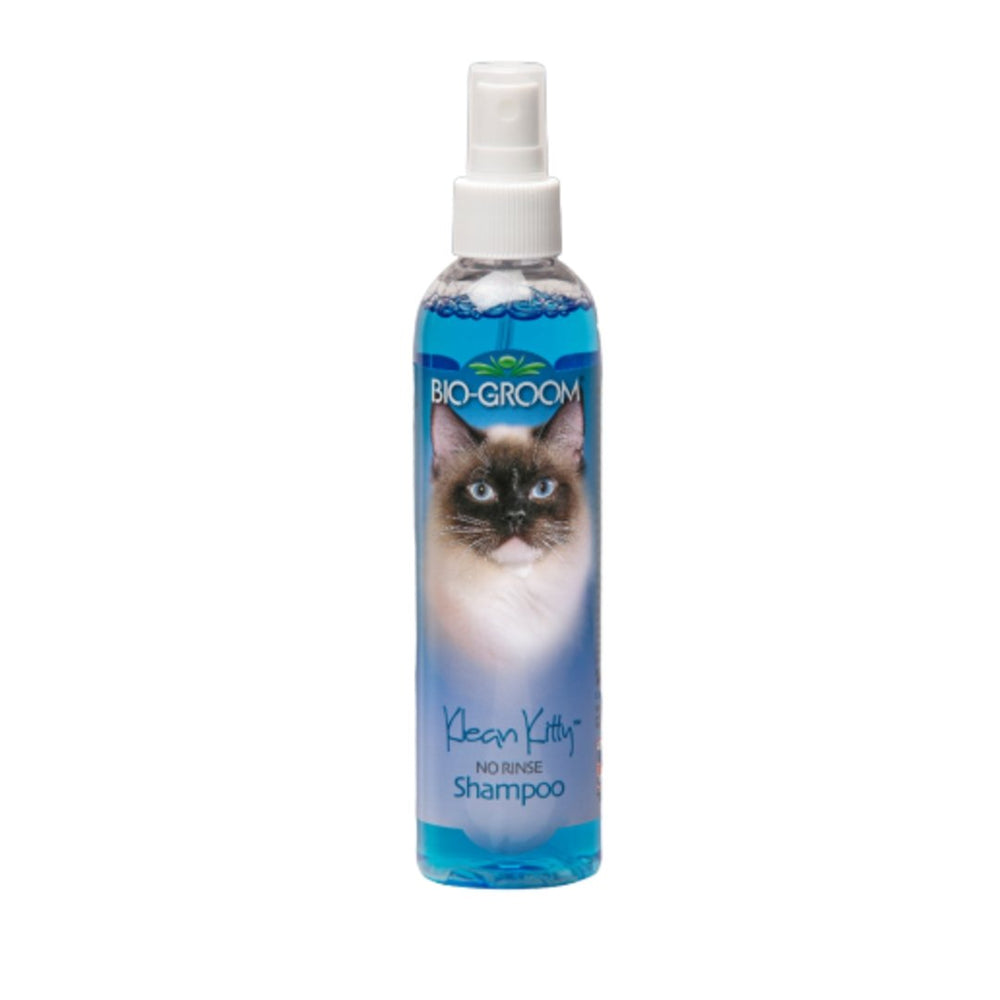 Klean Kitty Waterless Shampoo, 236 ml - ABK Grooming
