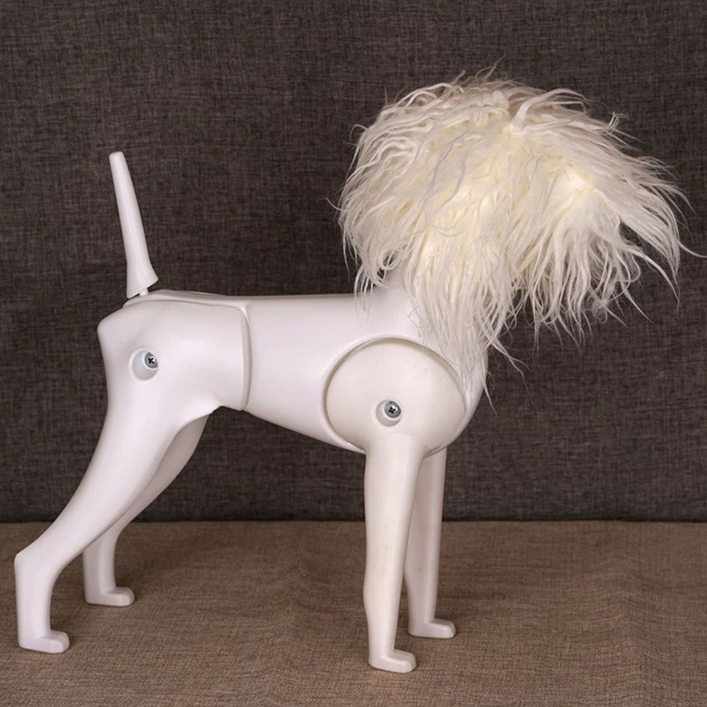 Opawz Head Dog Wig-White - ABK Grooming Model Dog Grooming,Model Dogs For Grooming Practice,Dog Grooming Practice Model,Dog Grooming Tools, Grooming Tool, Pet Tools, Dogs Tools, Dog Grooming Tools, Grooming Tool, Pet Tools, Dogs Tools, Pet Groomer Tools, Pet Bathing Tools, Dog Hair Cutting Tools, Dog Hair Grooming Tools, Pet Grooming Tools For Sale,