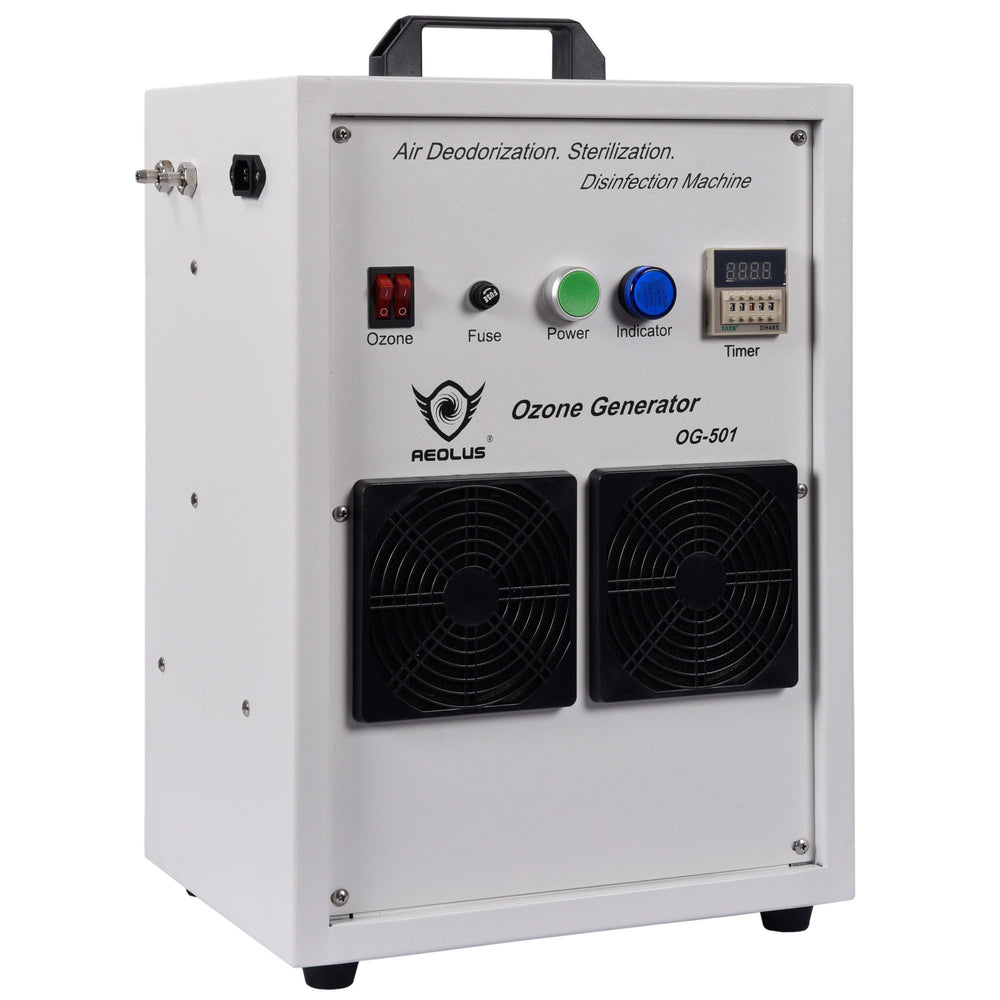 Twin Power Ozone Generator - ABK Grooming