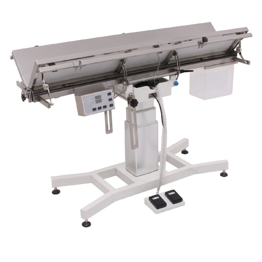 V-Top Operation Table with Jiechang brand Vertical Lifting Column - ABK Grooming
