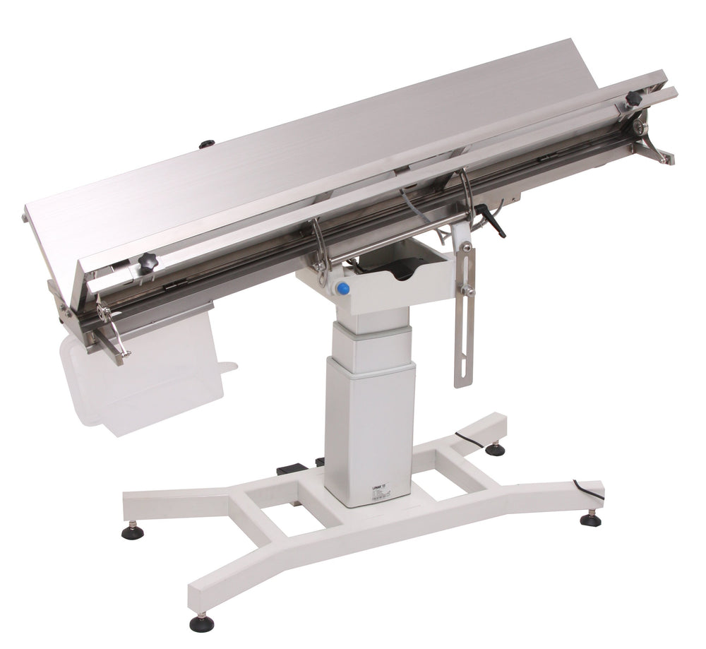 V-Top Operation Vertical Lifting Column Table - ABK Grooming